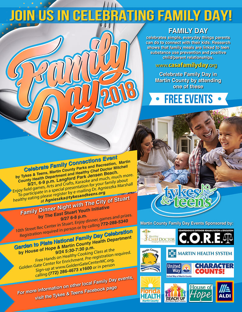 family day tykes teens inc